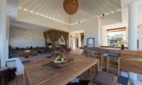 Villa Kingfisher Dining Pavilion   Nusa Lembongan, Bali