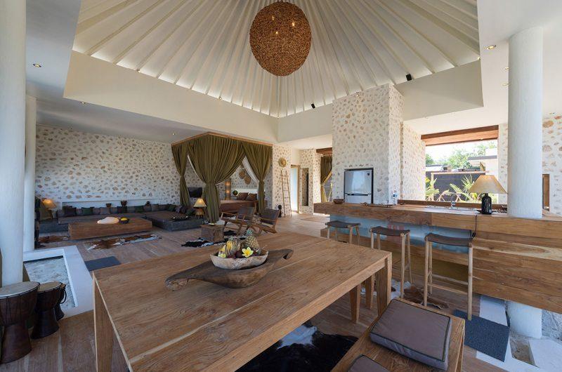 Villa Kingfisher Dining Pavilion | Nusa Lembongan, Bali