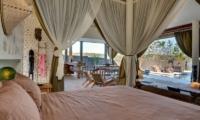 Villa Kingfisher Bedroom   Nusa Lembongan, Bali