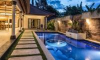 Villa Lotus Lembongan Swimming Pool | Nusa Lembongan, Bali