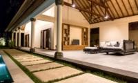 Villa Lotus Lembongan Open Plan Living Area | Nusa Lembongan, Bali