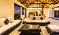 Villa Lotus Lembongan Living Pavilion | Nusa Lembongan, Bali