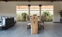 Villa Lotus Lembongan Dining Pavilion | Nusa Lembongan, Bali