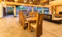 Villa Lotus Lembongan Dining Area | Nusa Lembongan, Bali