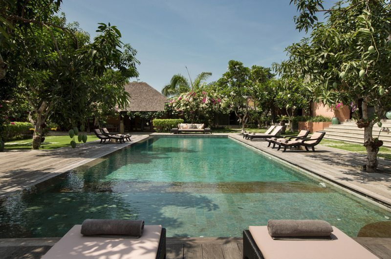 Villa Mamoune Swimming Pool | Umalas, Bali