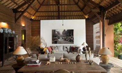 Villa Mamoune Living Area | Umalas, Bali