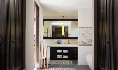 Villa Mamoune En-suite Bathroom   Umalas, Bali