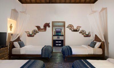 Villa Mamoune Guest Bedroom | Umalas, Bali
