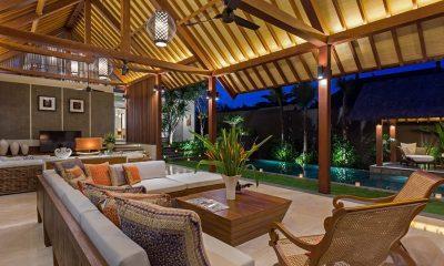 Villa Meliya Living Room | Umalas, Bali