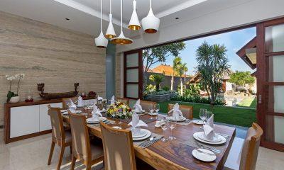Villa Meliya Dining Room | Umalas, Bali