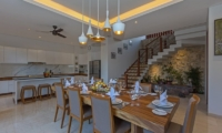 Villa Meliya Dining Area | Umalas, Bali