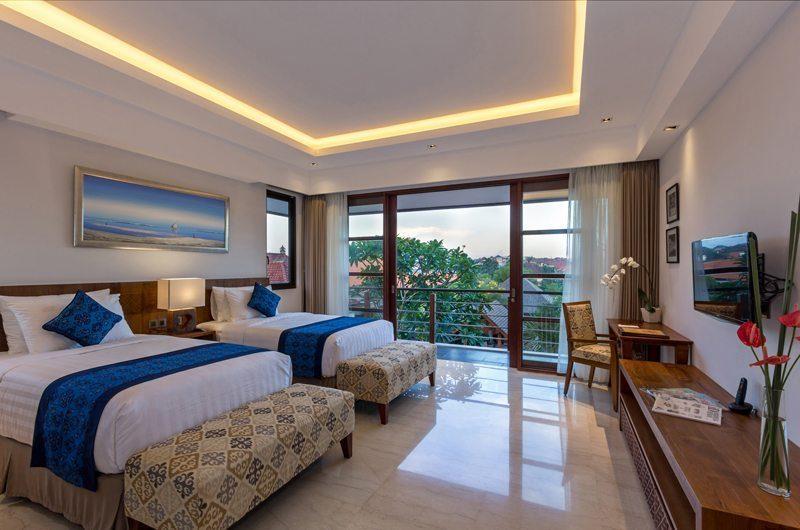 Villa Meliya Twin Bedroom | Umalas, Bali