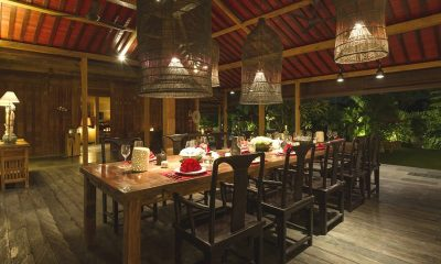 Villa Theo Dining Area | Umalas, Bali