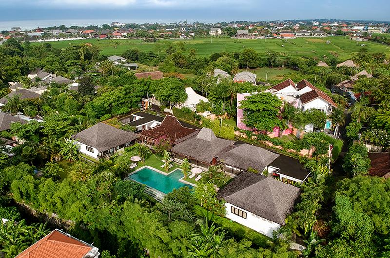 Villa Theo Building Area | Umalas, Bali