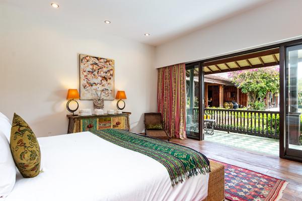 Villa Theo Bedroom Two Area | Umalas, Bali