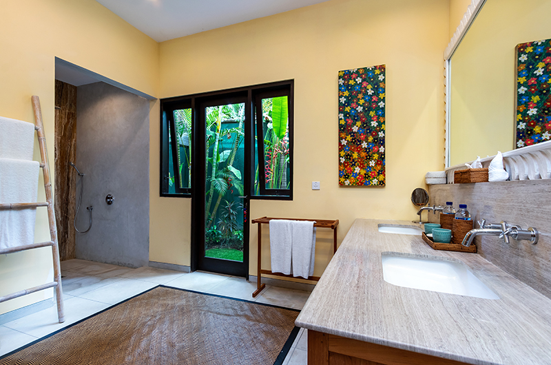 Villa Theo Bathroom One | Umalas, Bali