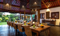 Villa Theo Dining Table | Umalas, Bali