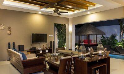 Villa Yang Seminyak Living Area | Seminyak, Bali