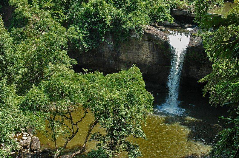 Bang Tae Waterfall Phuket Thailand