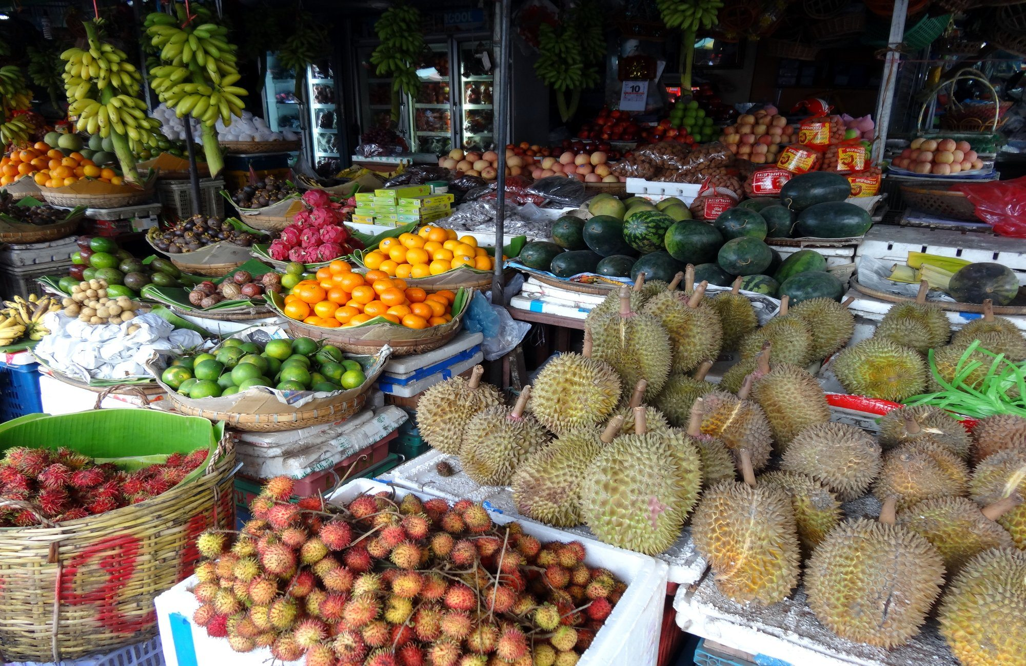 Exotic Fruits in Bali You Have to Try
