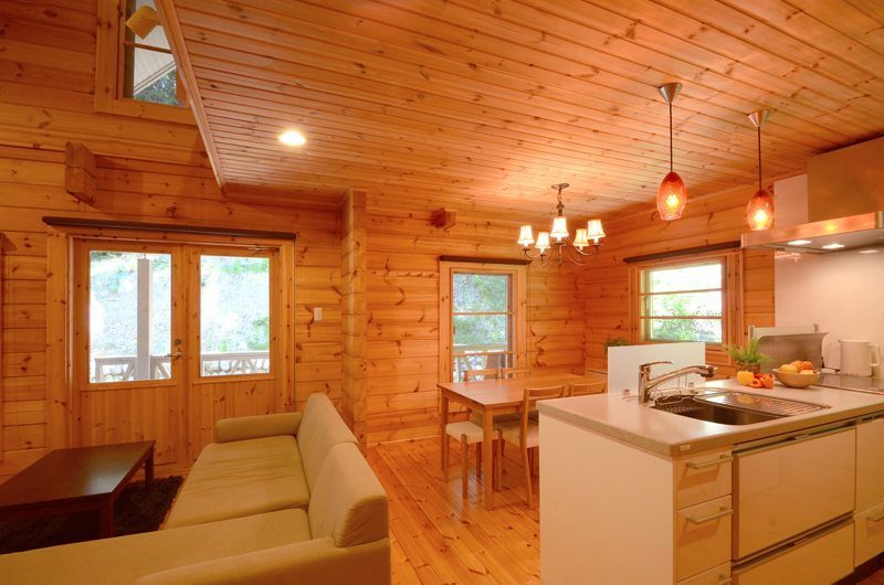 Maki Cottage Living And Dining Pavilion   Hakuba, Nagano
