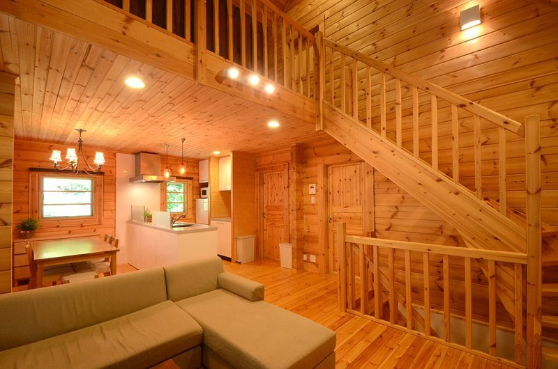 Maki Cottage Living Room   Hakuba, Nagano