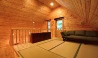 Maki Cottage Tatami Room Front View   Hakuba, Nagano