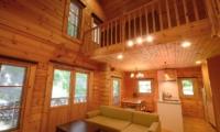 Maki Cottage Living Area   Hakuba, Nagano