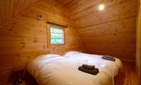Maki Cottage Twin Room   Hakuba, Nagano