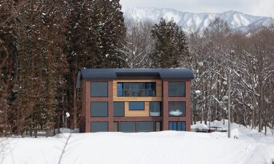 One Happo Chalet Exterior View | Hakuba, Nagano