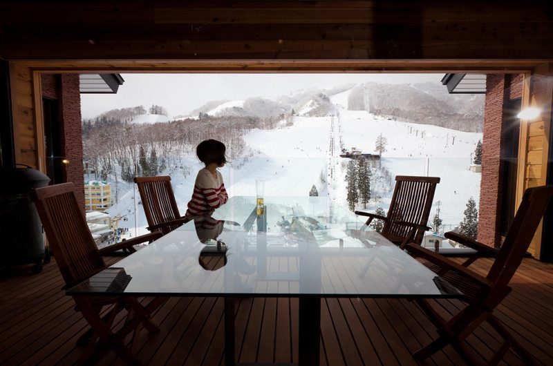 One Happo Chalet Dining Pavilion | Hakuba, Nagano