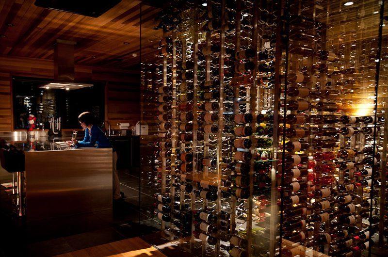 One Happo Chalet Wine Cellar | Hakuba, Nagano