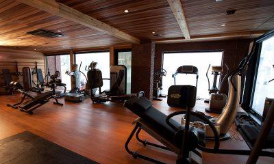 One Happo Chalet Gym | Hakuba, Nagano
