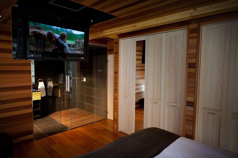 One Happo Chalet Bedroom Two | Hakuba, Nagano