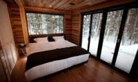 One Happo Chalet Guest Bedroom | Hakuba, Nagano
