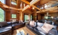 Phoenix One Living Room | Hakuba, Nagano