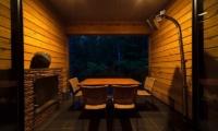 Phoenix One Dining Area | Hakuba, Nagano