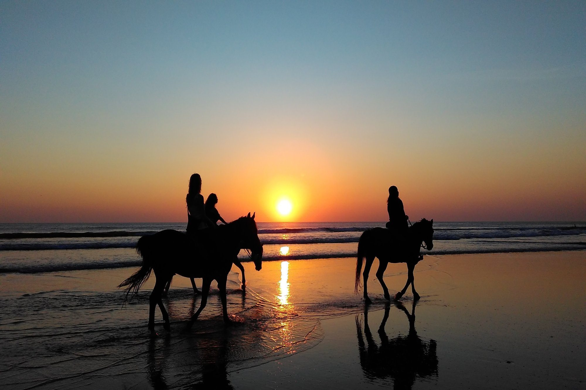 Romantic Horse Riding in Bali