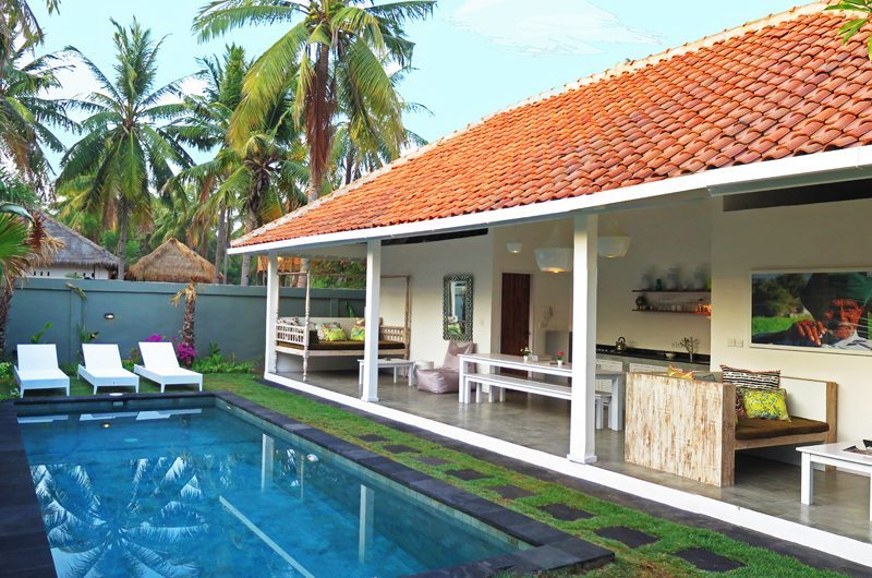 Gili Khumba Villas Swimming Pool | Lombok | Indonesia