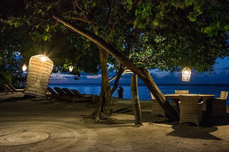 Joglo House Lombok Outdoor Dining | Lombok | Indonesia