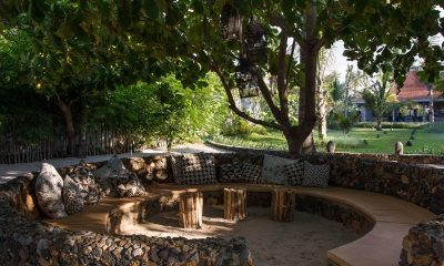 Joglo House Lombok Outdoor Lounge   Lombok   Indonesia