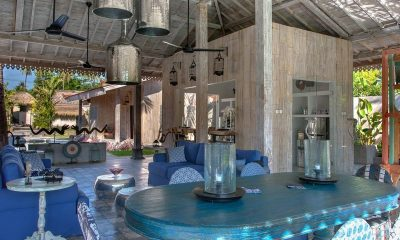 Joglo House Lombok Living And Dining Area | Lombok | Indonesia