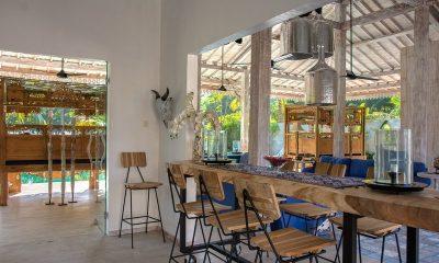 Joglo House Lombok Dining Area | Lombok | Indonesia