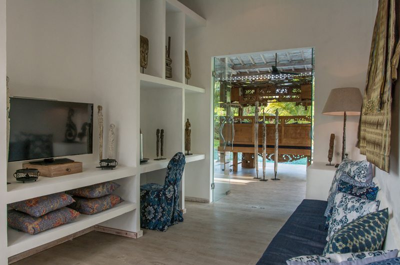 Joglo House Lombok Media Room | Lombok | Indonesia