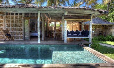 Les Villas Ottalia Gili Meno Pool Bale | Lombok | Indonesia