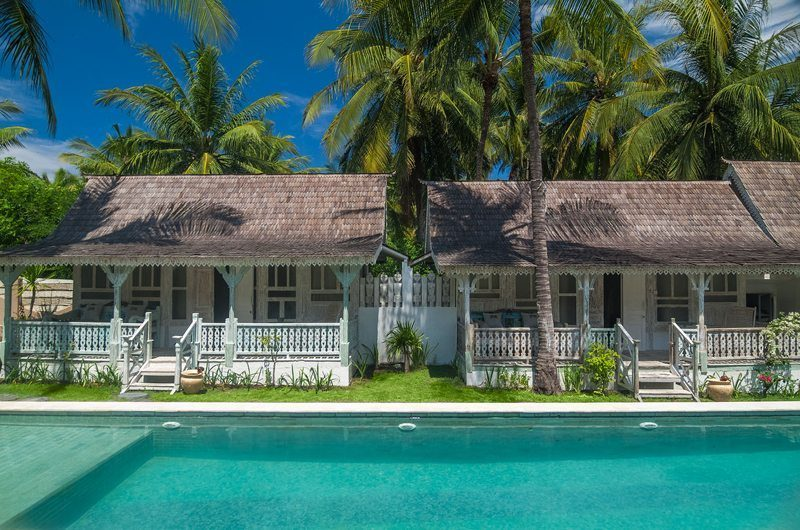 Palmeto Village Pool Side | Lombok | Indonesia