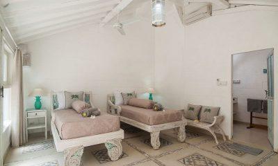 Palmeto Village Twin Bedroom | Lombok | Indonesia