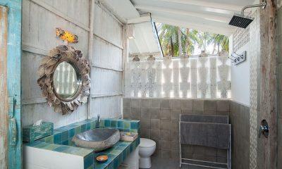 Palmeto Village Bathroom | Lombok | Indonesia