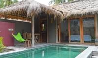 Slow Gili Air Pool Side | Lombok | Indonesia
