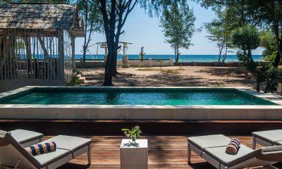 Villa Coral Flora Swimming Pool   Lombok   Indonesia